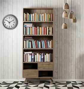 Bibliothque Design Scandinave Brin D39Ouest
