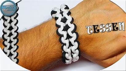 Paracord Bracelet Diy Tutorial Easy Tessen