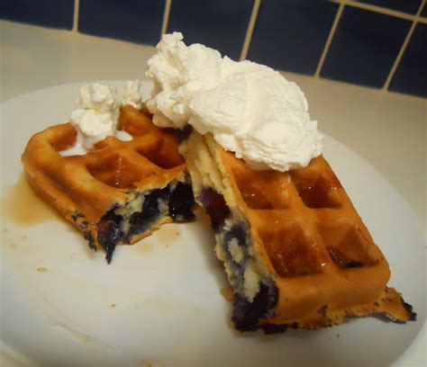 blueberry waffle i m an apprentice of wendal zurkowitz slave to the waffle light coffee and curiosity