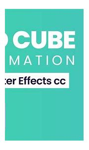 How to Make 3d Cube in after effects   Make Cube Animation ...