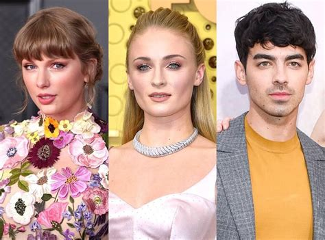 Sophie Turner Reacts to Taylor Swift's Song