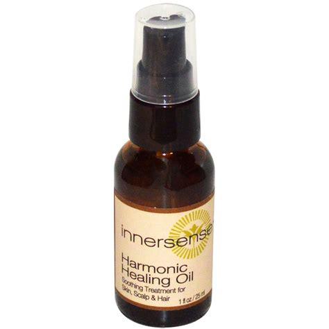 25 ml to oz innersense organic beauty harmonic healing oil 1 fl oz 25 ml iherb com
