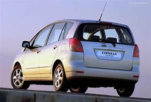 Toyota Corolla 2002 : toyota corolla verso 2002 2003 2004 autoevolution ~ Medecine-chirurgie-esthetiques.com Avis de Voitures