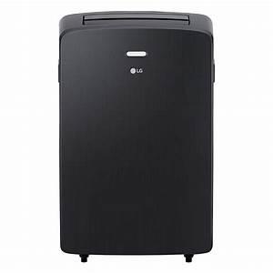 Lg Lp1217gsr 115v Portable Air Conditioner With Remote