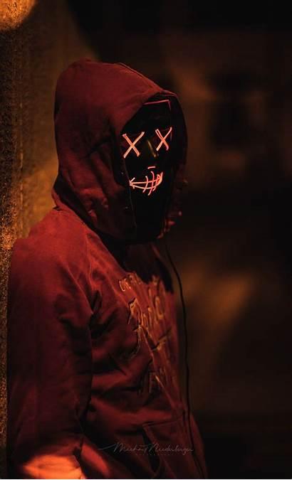 Purge Mask Supreme Cool Hacker Wallpapers Dark