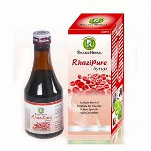 Blood Purifier Syrup At Rs 95  Litre