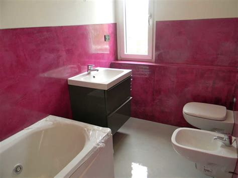 pavimenti resina epossidica bagni con pareti e pavimenti in resina epossidica