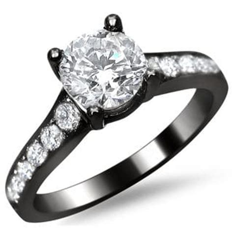 Black Engagement Rings  Find Your Perfect Ring. William And Kate Wedding Rings. Dubai Rings. Matte Black Wedding Rings. Two Carat Wedding Rings. Matching Rings. Wine Rings. Anime Engagement Rings. Italian Wedding Rings
