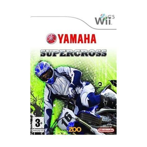Console Wii Usata by Yamaha Supercross Wii Gioco Usato Nintendo Wii
