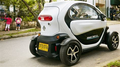 Renault Electric Car by Twizy Electric Renault Uk