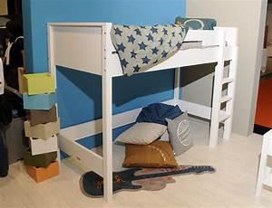 Hauteur Lit Mezzanine : pouic land ~ Premium-room.com Idées de Décoration