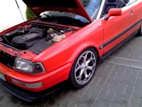 audi 80 b4 cabrio audi 80 b4 cabrio 2 8 v6 carbon recaro s2 lamborghinin wheels slicznotka