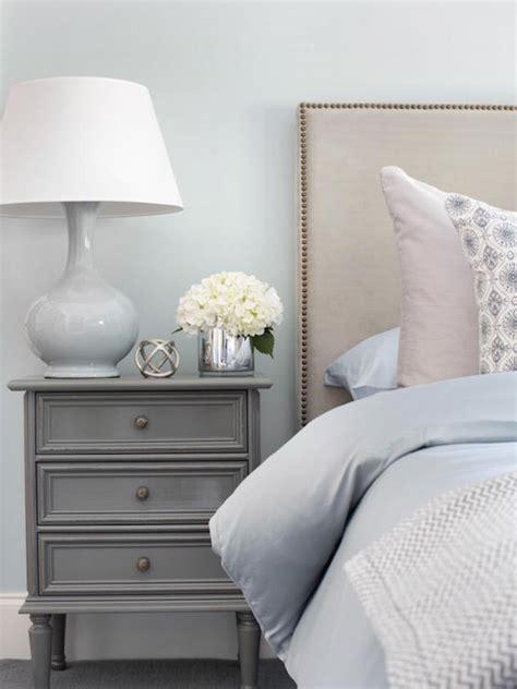 bedroom side table l ideas blue gray walls design ideas