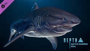 Depth Shark Game Skins
