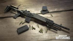 PlayerUnknown39s Battlegrounds Weapons List Best Weapons