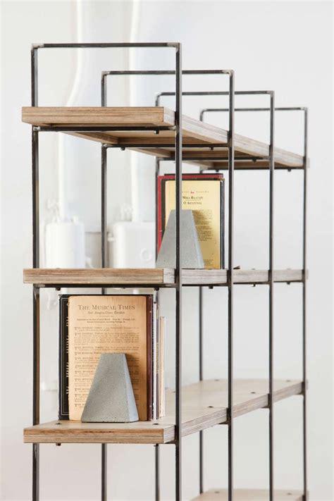 fumodboo metal bookcase shelves metal shelves