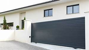 Portail De Maison : portails design en aluminium pour votre villa maison et ~ Premium-room.com Idées de Décoration