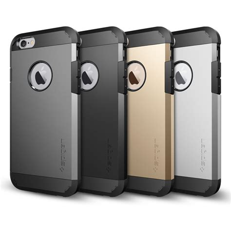 spigen iphone spigen tough armor series iphone 6 primegad