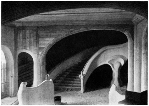 Rudolf Steiner Architektur by Interior Photos Of Rudolf Steiner S Goetheanum