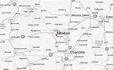 Newton, North Carolina Stadsgids