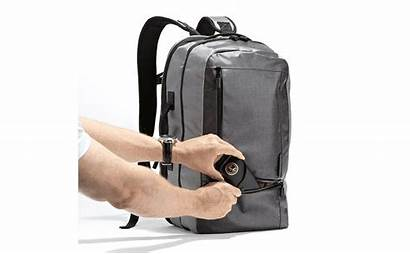 Luxon Travel Fully Featured Backpack Ebags Dry