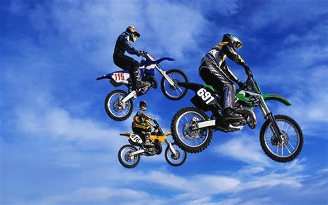 racing motocross bikes wallpapers sports wallpapers for desktop