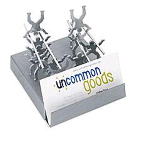 cool business card holder for desk desk toys