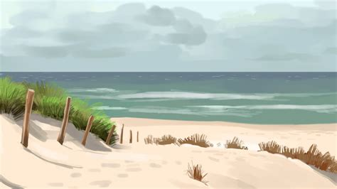 Animated Summer Wallpapers - animated summer background by danikatze on deviantart