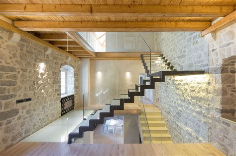 Kitchens Renovations Ideas - modern renovation of a 19th century old stone house in montenegro idesignarch interior