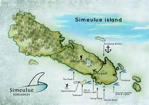 island in small kitchen simeulue surf resort simeulue surflodges