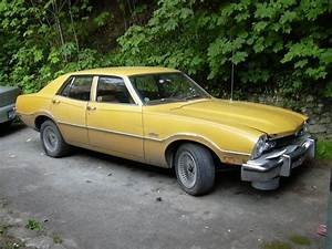 1973 Ford Maverick 4 Door