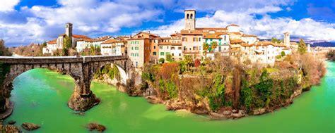 italian village  cividale del friuli udine