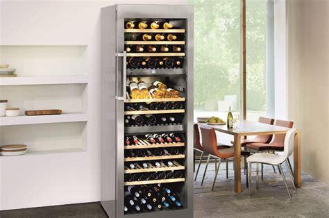 armoires 224 vin liebherr