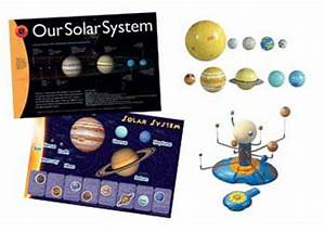 Solar System Clock Magnet - Pics about space