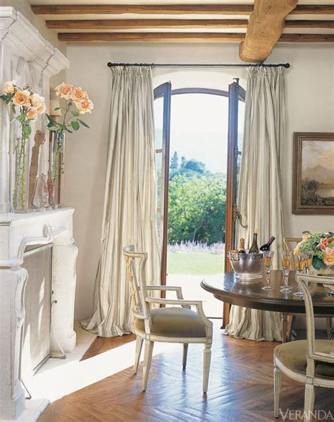 Country Window Treatments by Country Style Windows On Window Treatments