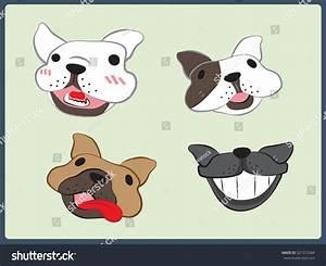 French Bulldog Vector Stock Vector 521372584 - Shutterstock