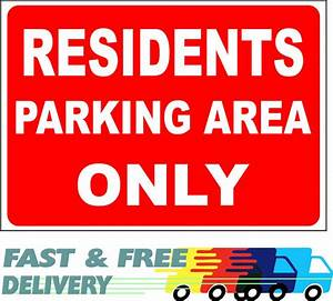 Residents Parking Area Only - Permit Holders - Schemes ...
