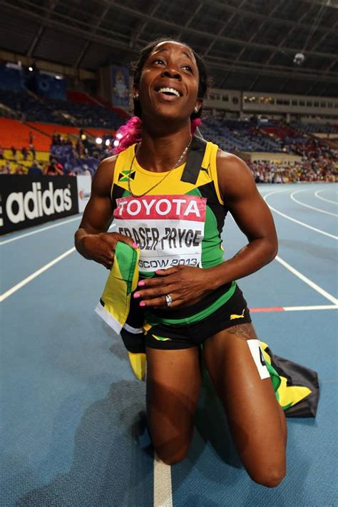 Jun 26, 2021 · by kayon raynor. Shelly-Ann Fraser-Pryce Obliterate The 100m Finals To Win Gold VIDEO - Urban Islandz