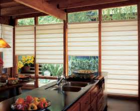 large kitchen window treatment ideas douglas vignette modern fabric shades