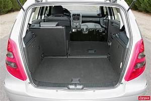 Coffre Mercedes Classe A : mercedes benz classe a ii w169 laquelle choisir ~ Gottalentnigeria.com Avis de Voitures
