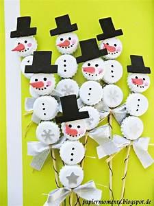 Basteln Mit Kindern Weihnachten Und Winter : die besten 25 schneemann ideen auf pinterest schneemann handwerk weihnachtsbasteln und ~ Watch28wear.com Haus und Dekorationen