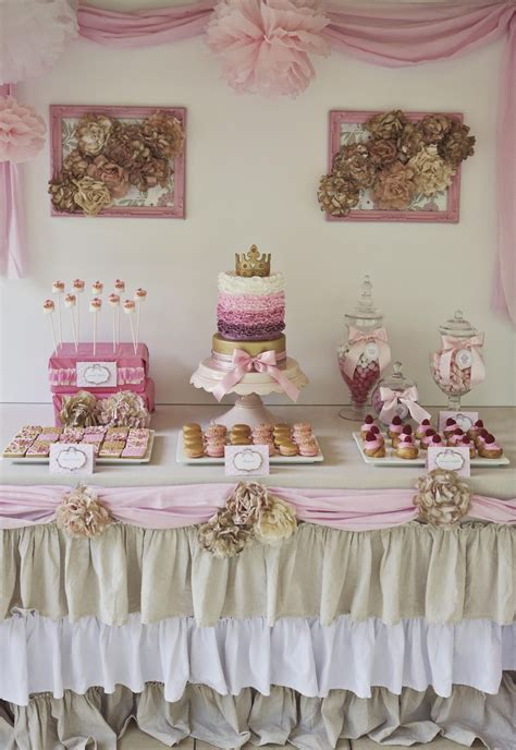 shabby chic princess bubble and sweet pink shabby chic princess party for lilli s 8th birthday