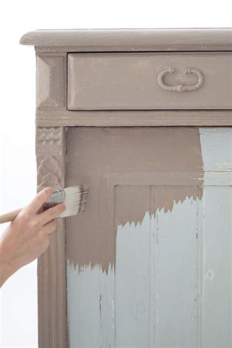 chalk paint techniques for cabinets diy chalk paint tutorial vintage gorgeousness is only a