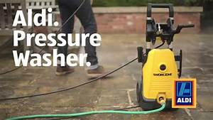 Aldi Pressure Washer