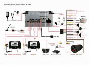 Wiring Diagram Head Unit