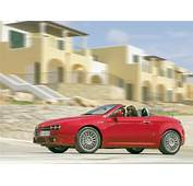 Alfa Spider Most Beautiful Car On The Web  Top Speed