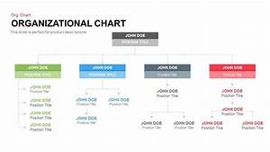 organisational chart powerpoint and keynote template With power point org chart template