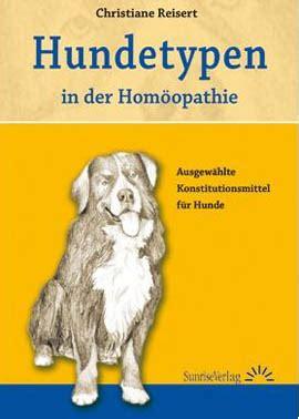 hundetypen  der homoeopathie ausgewaehlte