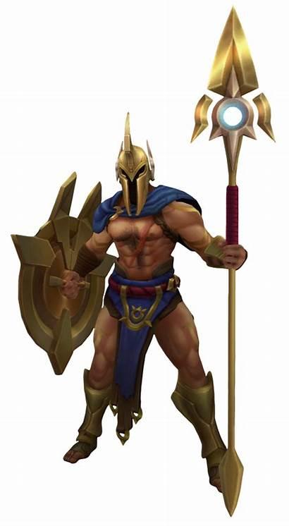 Pantheon Render League Legends Aspect Leagueoflegends Fandom