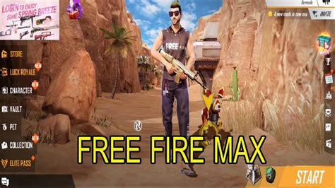Free Fire Max v2.Forty five.0 (APK+OBB)